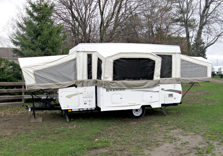RV Hybrid Tent. rockwood_hybrid_1 rockwood_hybrid_2 rockwood_hybrid_3 rockwood_hybrid_4 rockwood_hybrid_5 & Rockwood Premier 2317G Tent Trailer | Boatland RV Marine | 905-983 ...